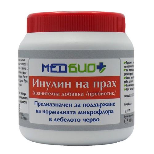 Инулин на прах - класически пребиотик при чревна дисбактериоза