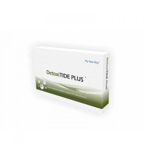 Детокси DetoxiTIDE PLUS е модерен начин за укрепване на защитните сили на човешкото тяло