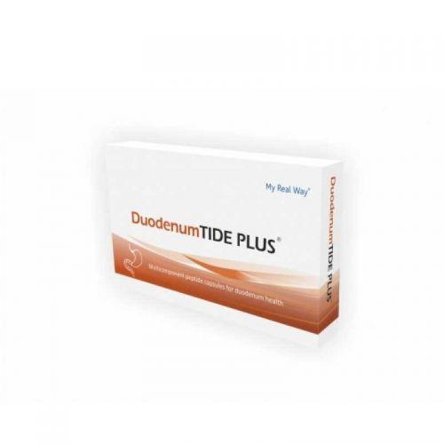 Дуоденум - DuodenumTIDE PLUS – аминокиселини, витамини, минерали, фитонутриенти, за подкрепа на структурата и функциите на дванадесетопръстника,