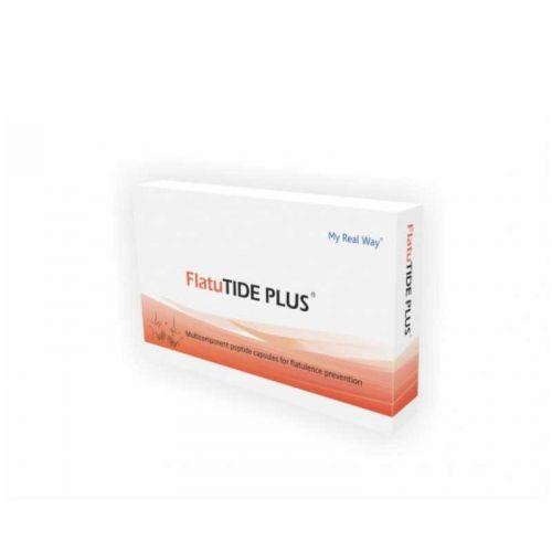 Флату - FlatuTIDE PLUS е 100% натурален комплекс от всички необходими елементи – аминокиселини, витамини, минерали, фитонутриенти, за предотвратяване на газове в червата