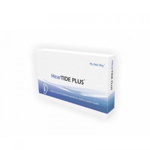 Хиър - HearTIDE PLUS е ефективен и надежден начин за поддържане и възвръщане на слуха