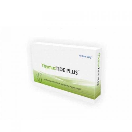 Тимус - ThymusTIDE PLUS е ефективен начин за подобряване функцията на тимусната жлеза