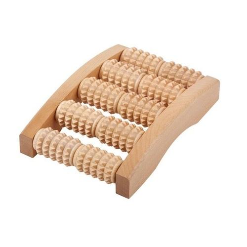 дървен масажор за крака 4115