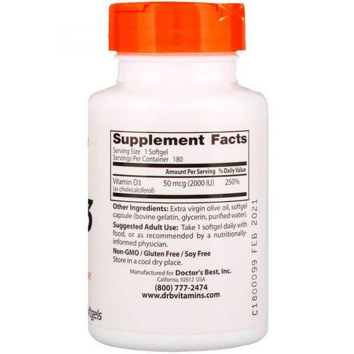 витамин-д-3-2000iu-180-капсули-doctors-best-цена