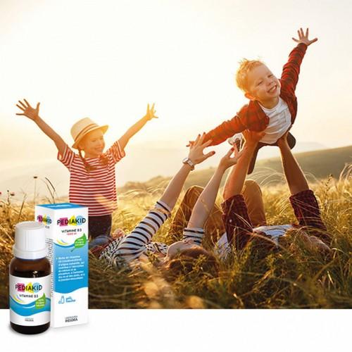 витамин д 3 за деца ПЕДИАКИД - PEDIAKID vitamine-d3 –