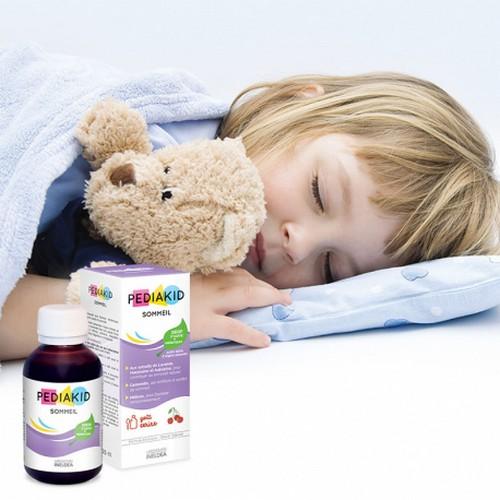 Сироп за спокоен сън за бебета и деца педиакид pediakid-sommeil