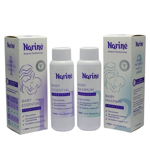 пробиотик за бебета и деца нарине
