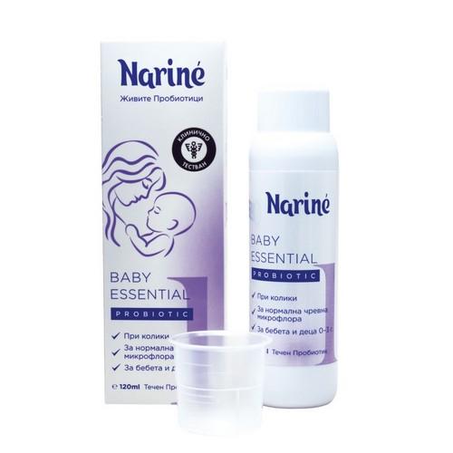 Пробиотик за деца Нарине narine baby essential